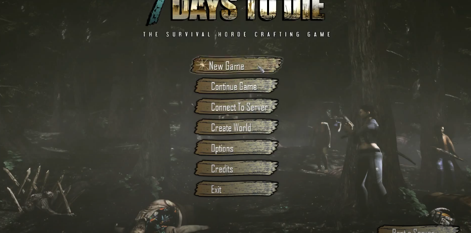 7 days to die режим креатив