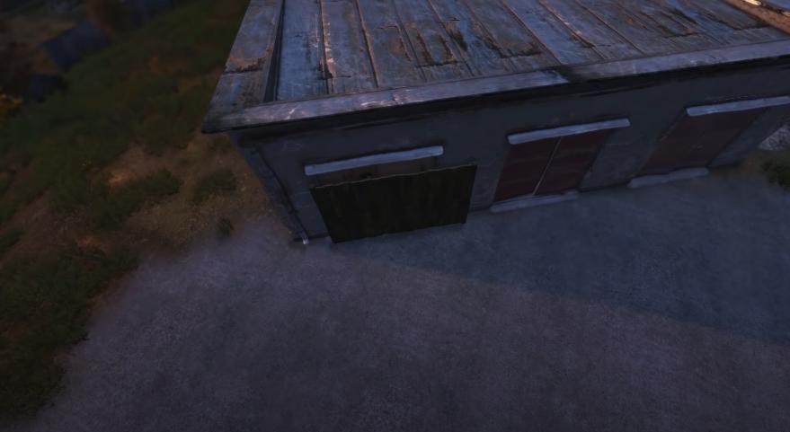 dayz где строить базу