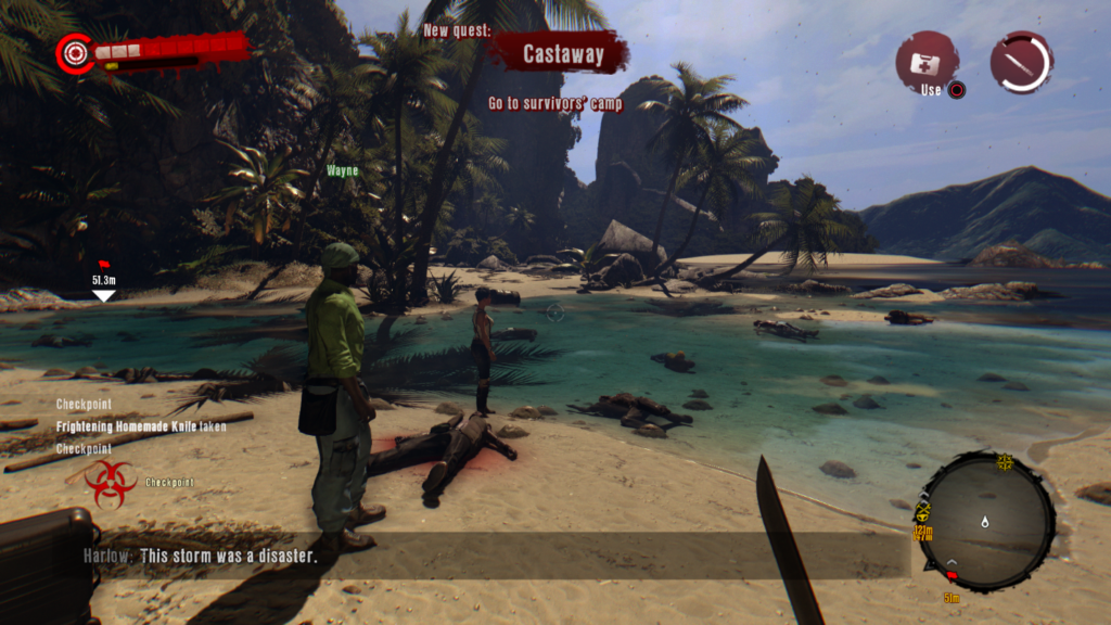 dead island повысить фпс