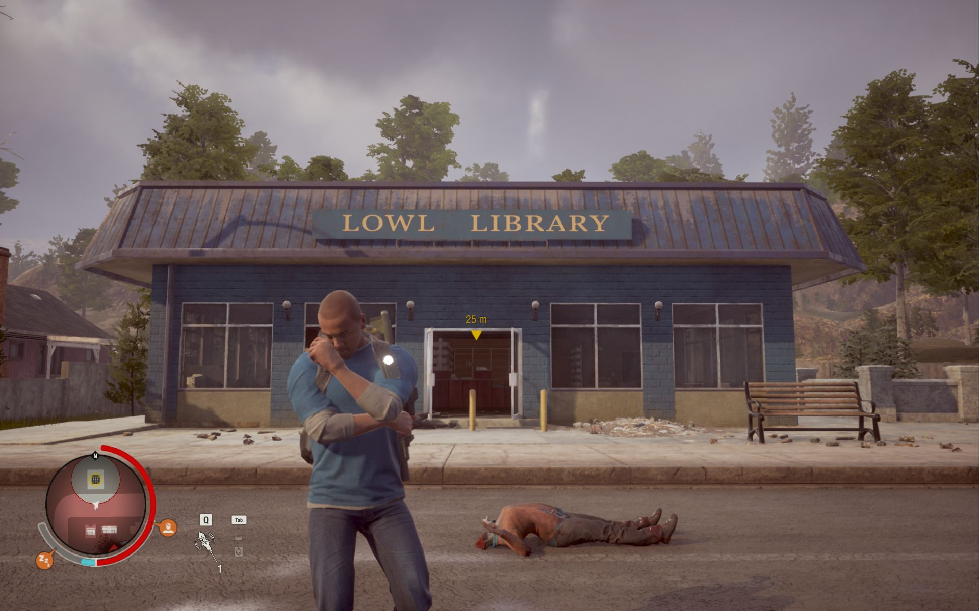 state of decay 2 знания