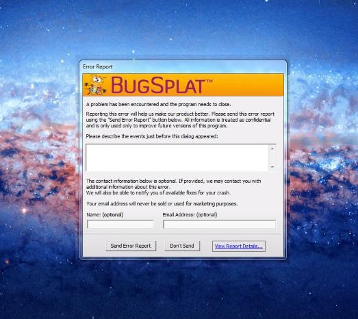 bugsplat ошибка killing floor 2