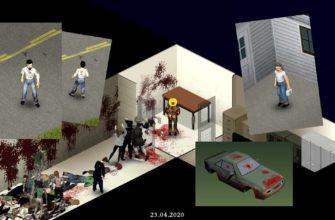 Ранения и кровотечение в Project Zomboid