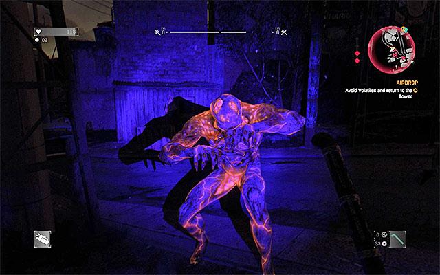 dying light усилитель ночного охотника