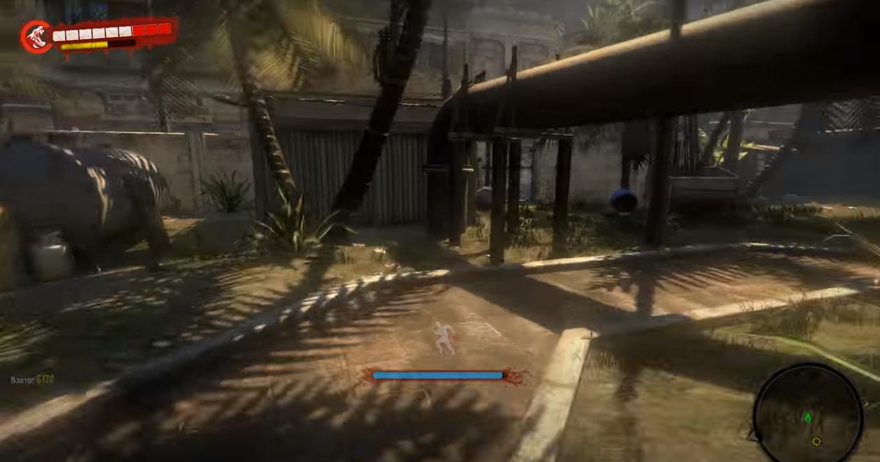 Как убрать размытие в Dead Island
